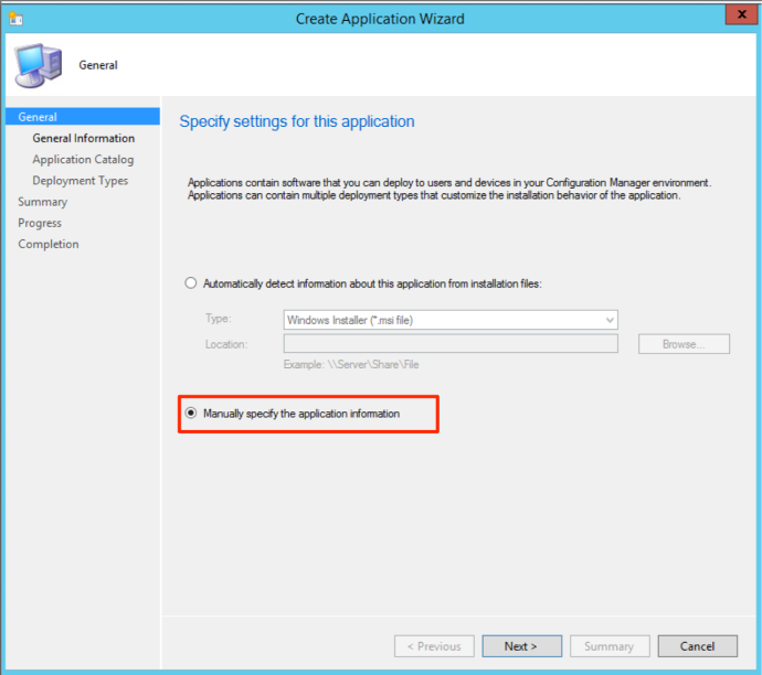 sccm_manual_application