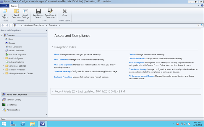 sccm_starting_view