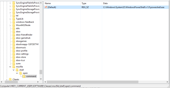 """Fileless"""" UAC Bypass Using eventvwr exe and Registry Hijacking"""